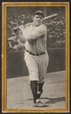 Babe Ruth 507x810