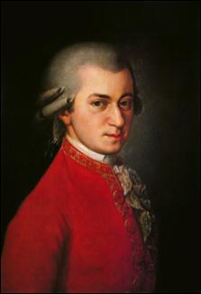 Wolfgang Amadeum Mozart
