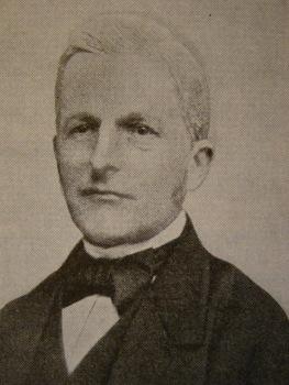 Father, Theodorus van Gogh (1822-1885) – Version 2